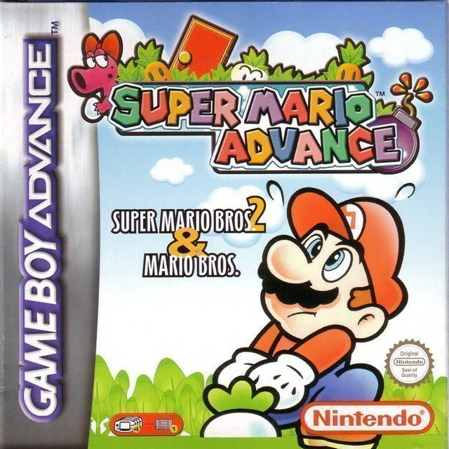 Super Mario Advance (Cezar)