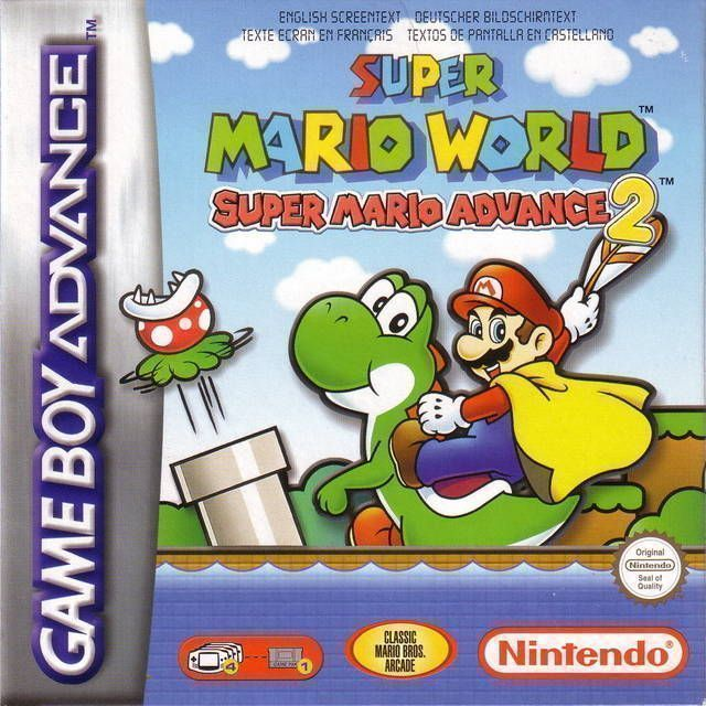 Super Mario World - Super Mario Advance 2 (Cezar)