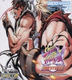 Super Street Fighter II X Revival (Eurasia)