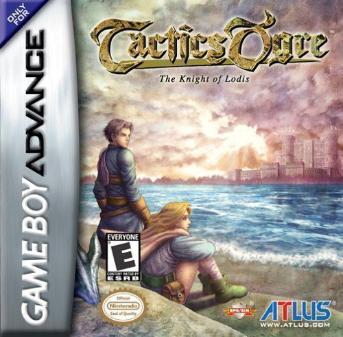 Tactics Ogre - The Knight Of Lodis