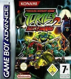 Teenage Mutant Ninja Turtles 2 - Battle Nexus (Cezar)