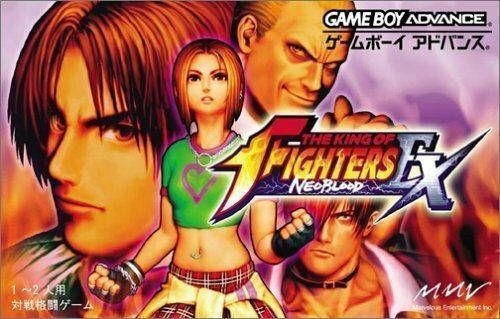 The King Of Fighters EX - NeoBlood (MegaD)