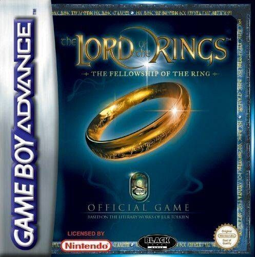 The Lord Of The Rings - The Fellowship Of The Ring (Cezar)