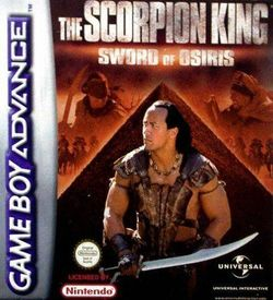 The Scorpion King - Sword Of Osiris (Cezar)