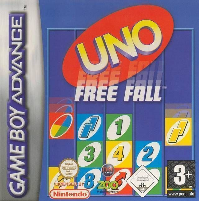 Uno Free Fall (Sir VG)