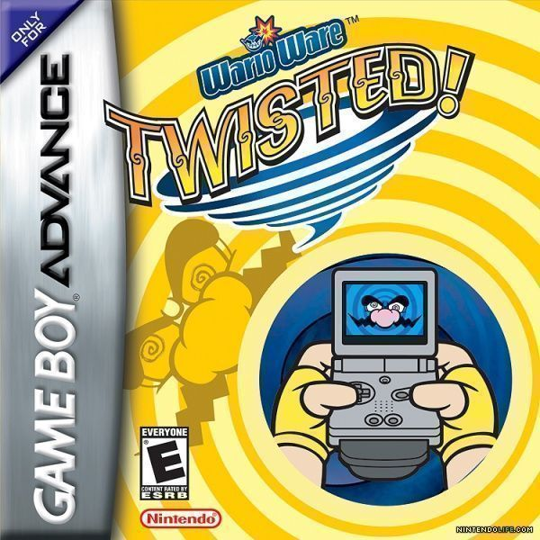 WarioWare - Twisted!