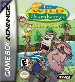 Wild Thornberrys, The - Chimp Chase