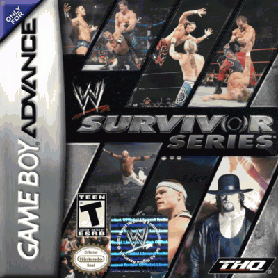 WWE - Survivor Series - Gameboy Advance(GBA) ROM Download