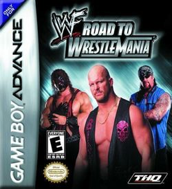 WWF - Road To Wrestlemania