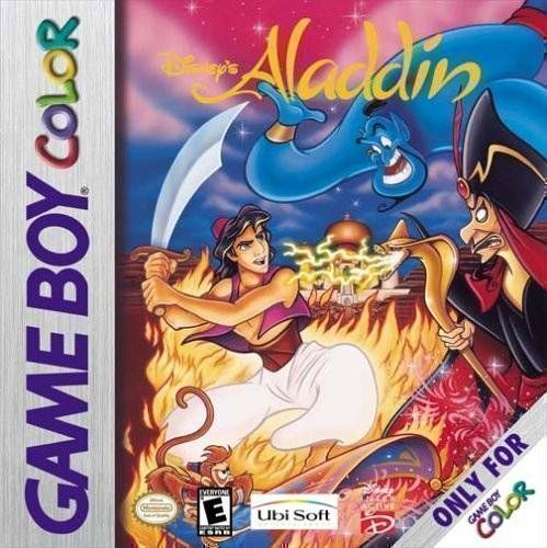 aladdin gameboy color gbc rom download. Black Bedroom Furniture Sets. Home Design Ideas