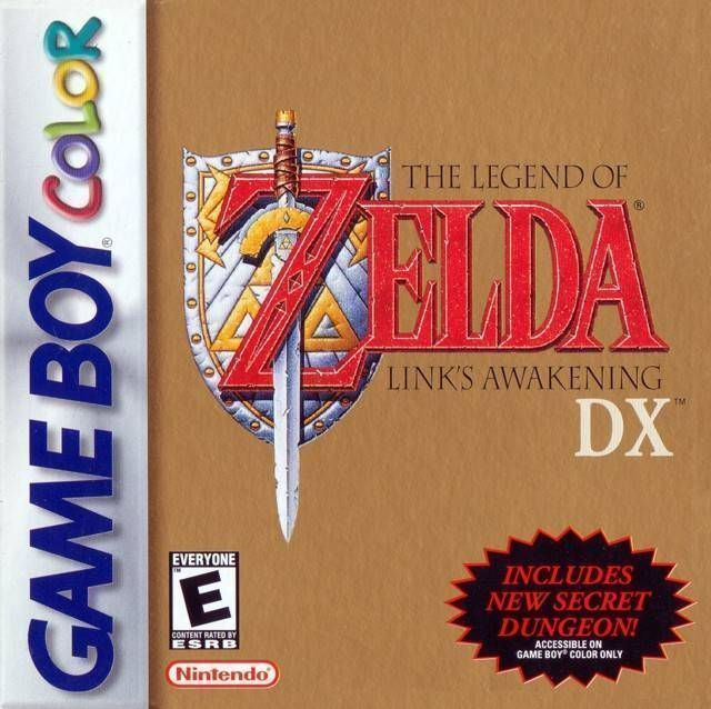 Legend Of Zelda, The - Link's Awakening (V1.2)