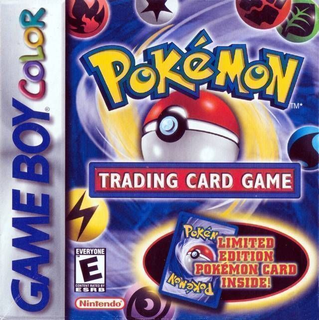 Pokemon Trading Card Game (Europe) Gameboy Color – Download ROM