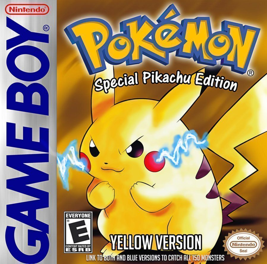 Pokemon - Yellow Version