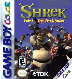 Shrek - Fairy Tale Freakdown