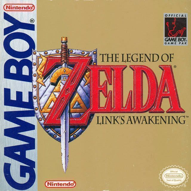 Legend Of Zelda, The - Link's Awakening