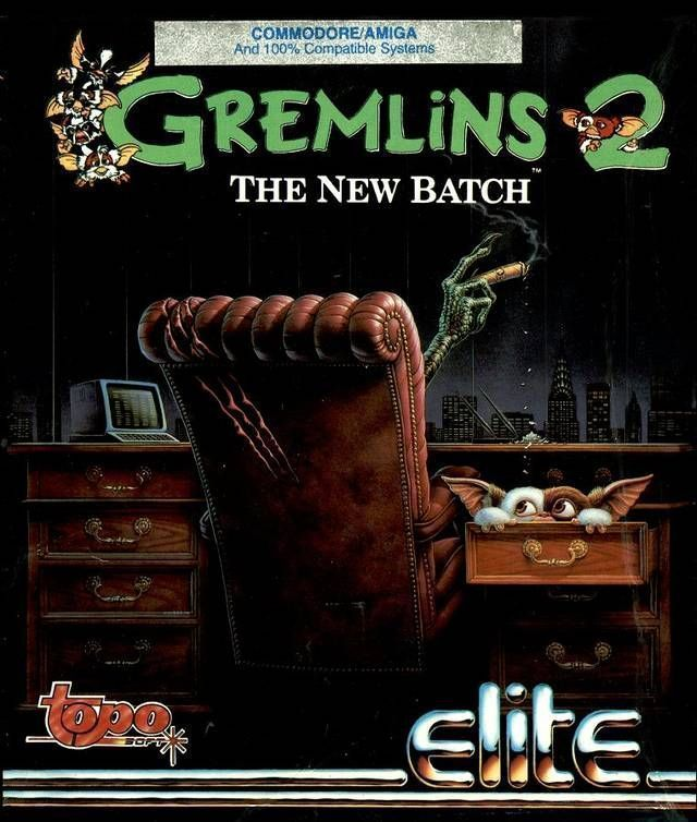 Gremlins 2 - The New Batch (JUE)
