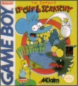 Itchy & Scratchy - Miniature Golf Madness
