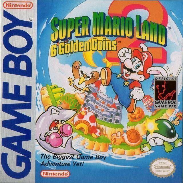 Super Mario Land 2 - 6 Golden Coins (V1.2)