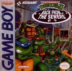 Teenage Mutant Ninja Turtles - Back From The Sewers