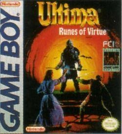 Ultima - Runes Of Virtue