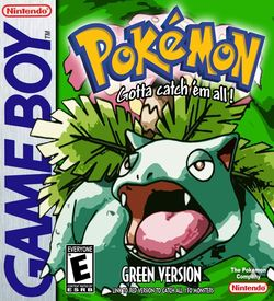 Pokemon Green