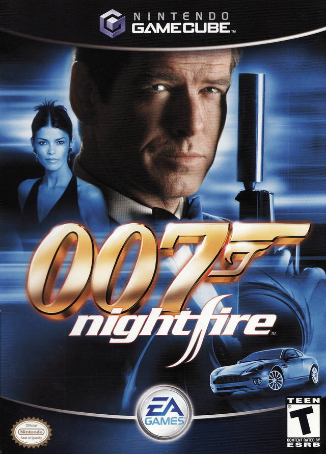 007 Nightfire - GameCube ROM Free Download