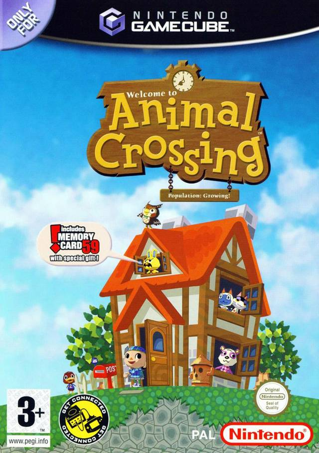 animal crossing gamecube download