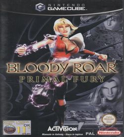 Bloody Roar Primal Fury