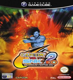 Capcom Vs. SNK 2 EO Millionaire Fighting 2001