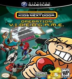 Codename Kids Next Door Operation V.I.D.E.O.G.A.M.E.