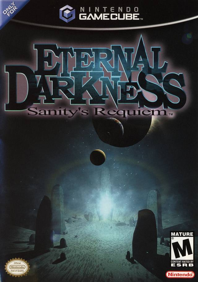 Eternal Darkness Sanity's Requiem - GameCube ROM Download