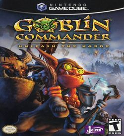 Goblin Commander Unleash The Horde