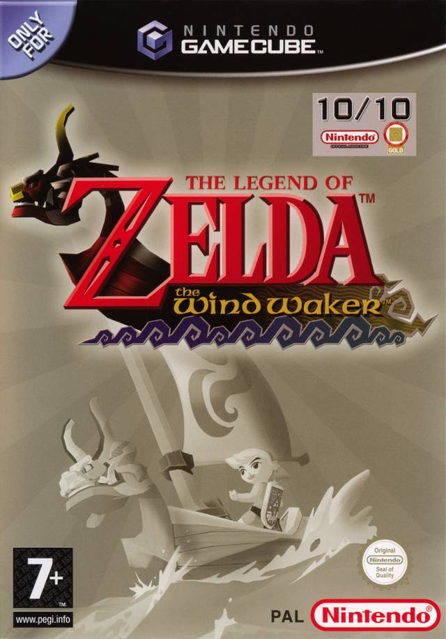 Legend Of Zelda The The Wind Waker - GameCube ROM Download