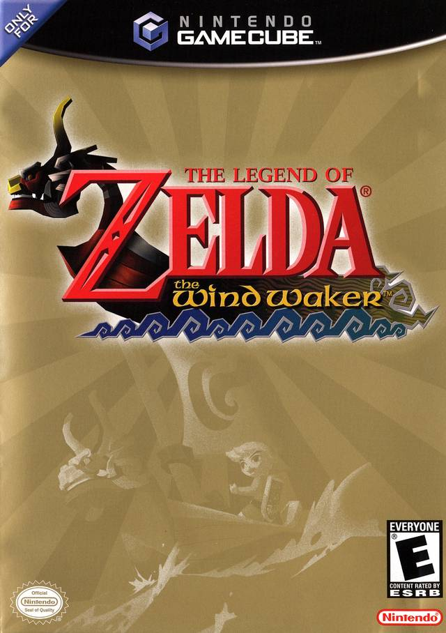 Legend Of Zelda The The Wind Waker