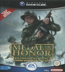 Medal Of Honor En Premiere Ligne