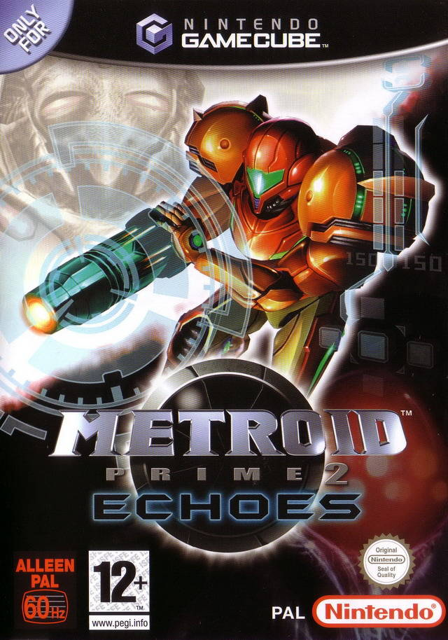 Metroid Prime 2 Echoes - GameCube ROM Download