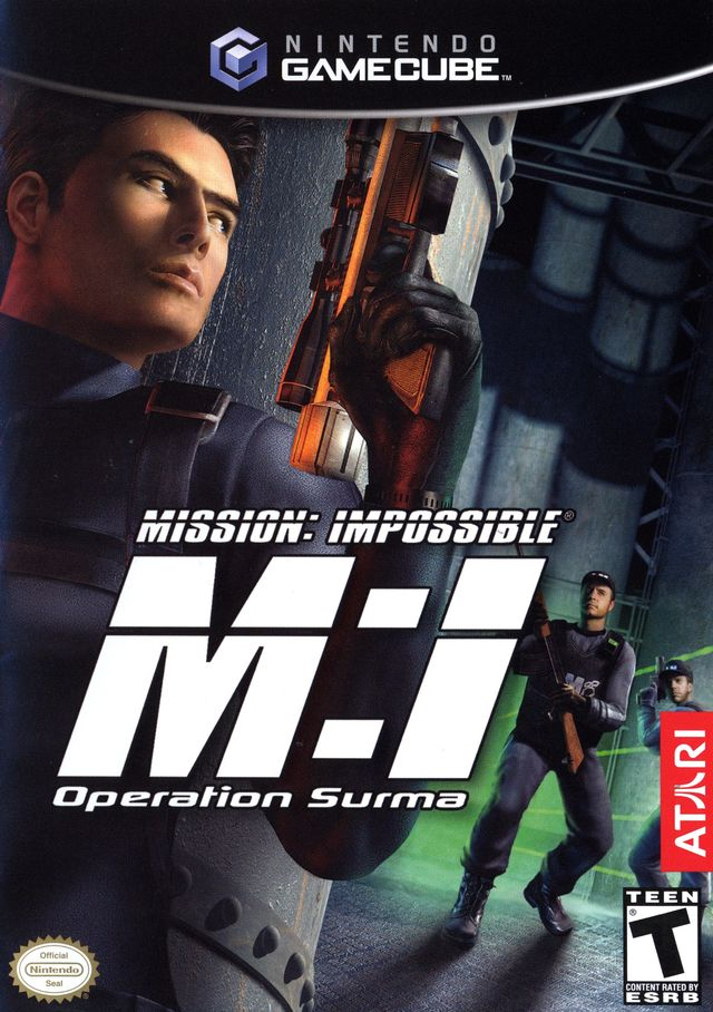 Mission Impossible Operation Surma