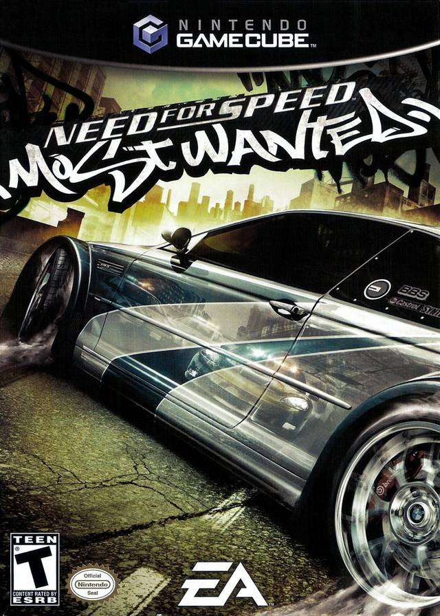 Need For Speed Most Wanted - GameCube ROM Free Download