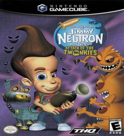 Nickelodeon The Adventures Of Jimmy Neutron Boy Genius Jet Fusion