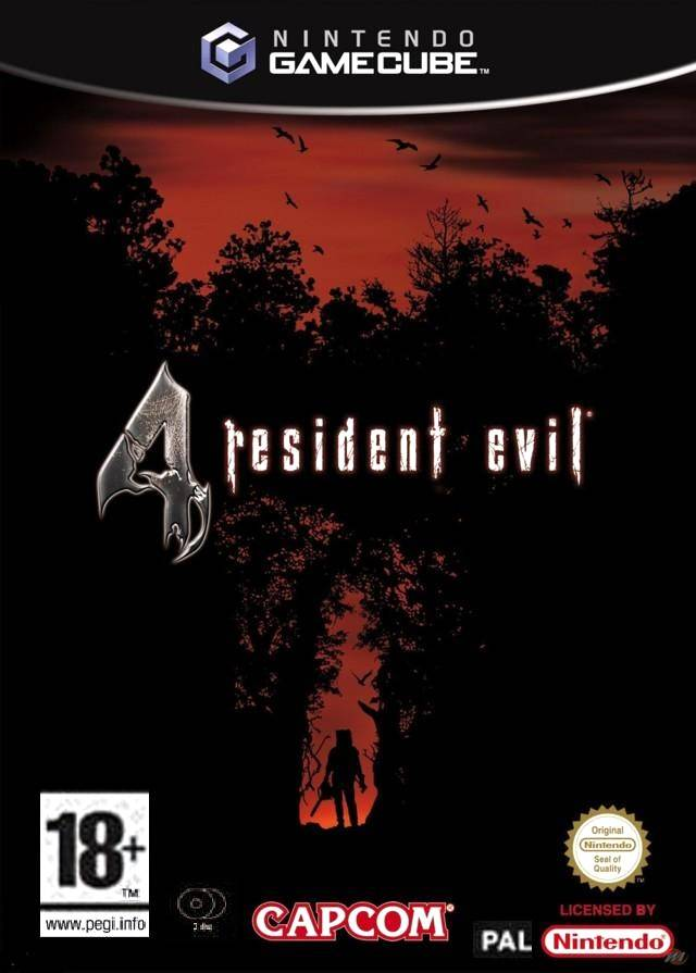 Resident Evil 4 - GameCube ROM Free Download