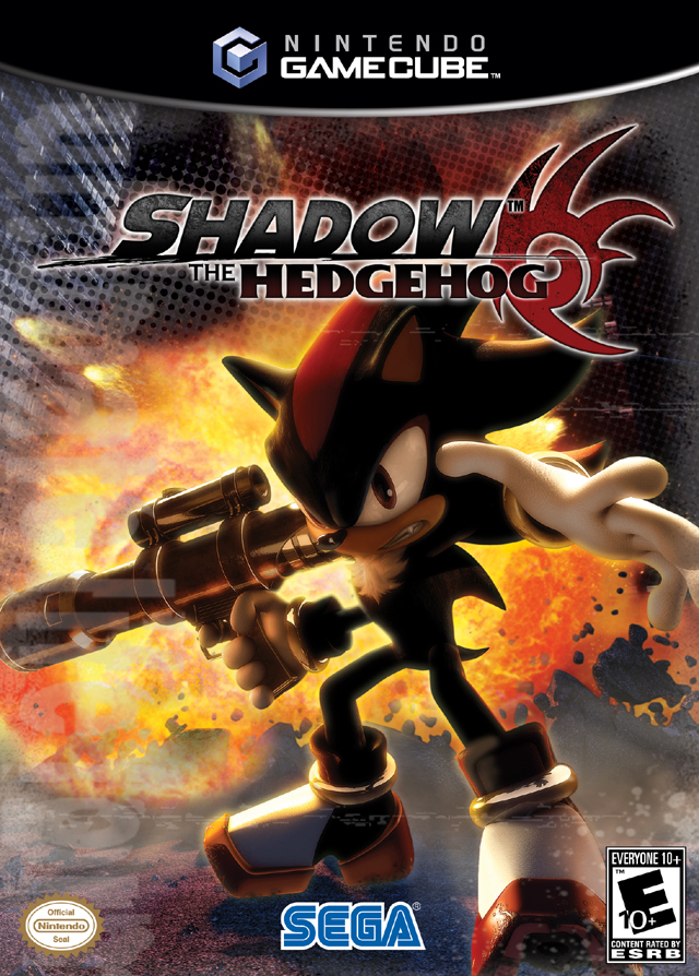 Shadow The Hedgehog Gamecube Rom Download