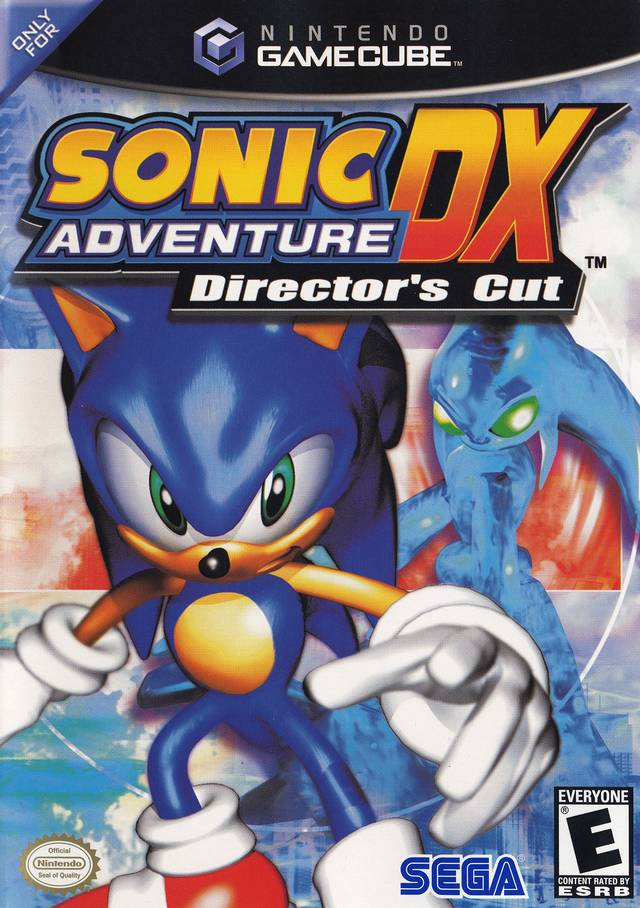 Sonic Adventure Dx Director S Cut Gamecube Rom Download