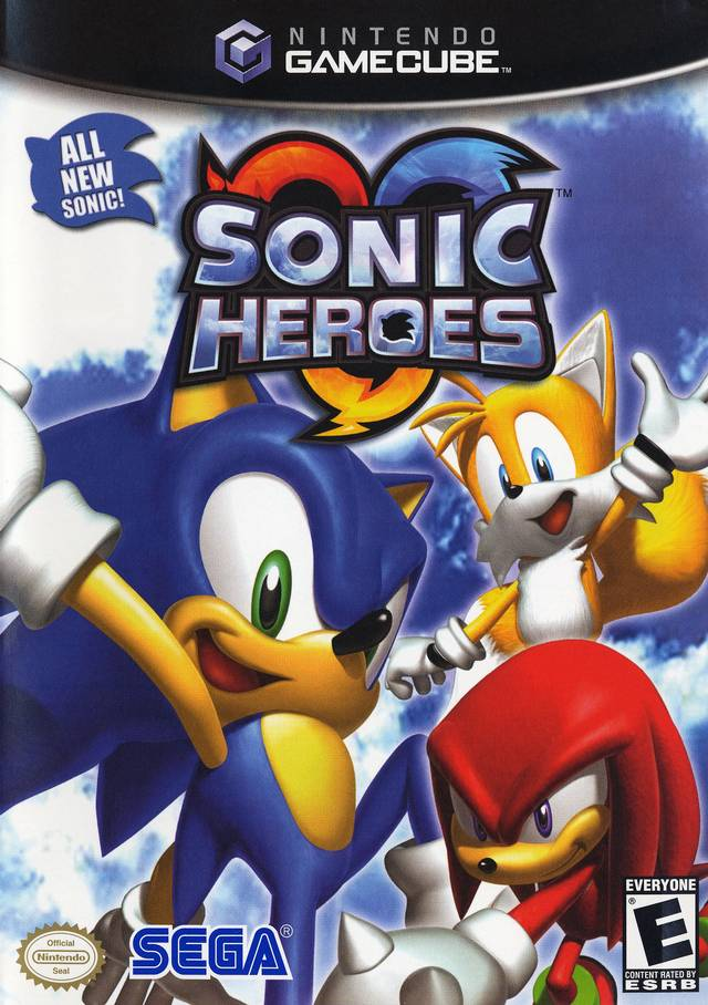 Sonic Heroes - GameCube ROM Free Download