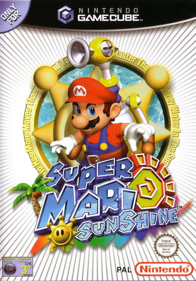 Super Mario Sunshine - GameCube ROM Download