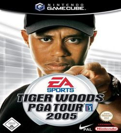 Tiger Woods PGA Tour 2005  - Disc #1