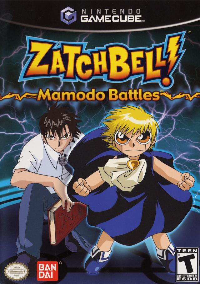 Zatch Bell Mamodo Battles