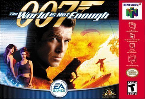 007 - The World Is Not Enough - Nintendo 64(N64) ROM Download