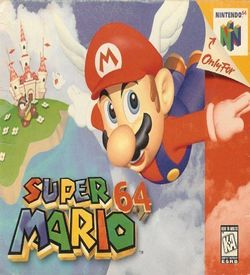 Super Mario 64 - Shindou Edition