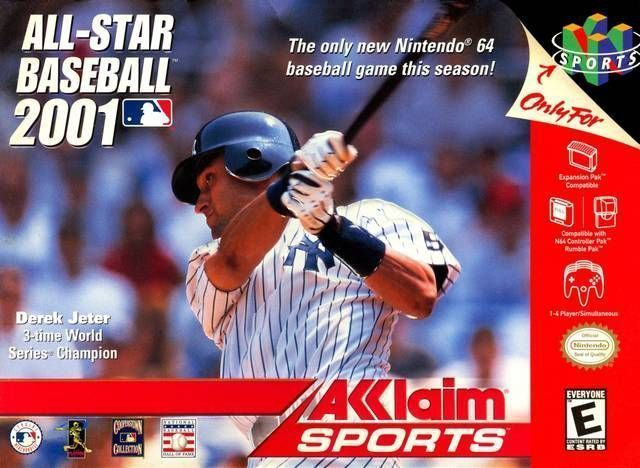 All Star Baseball 2001