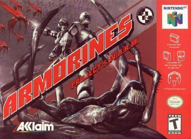 Armorines - Project S.W.A.R.M.
